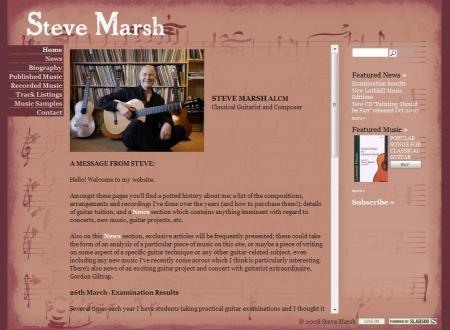 Steve Marsh