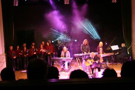 Rick Wakeman Christmas Concerts 19th nbsp20th Dec 09